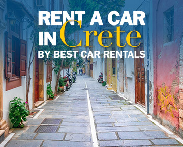 portfolio: Rent a car in Crete