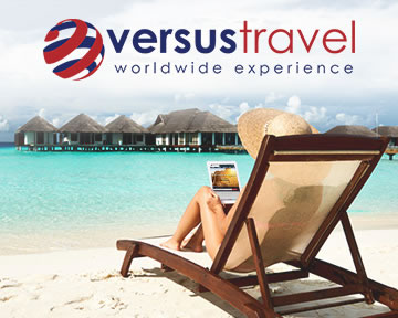 portfolio: Versus Travel