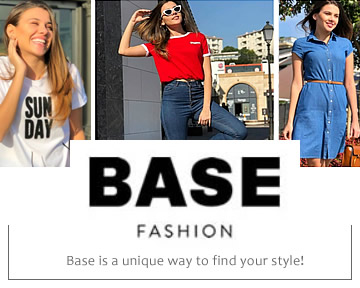 portfolio: Base Fashion